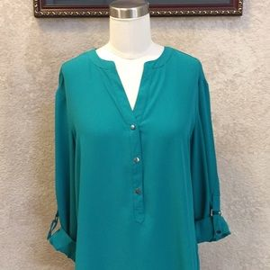 Adrianna Papell nearly new blouse